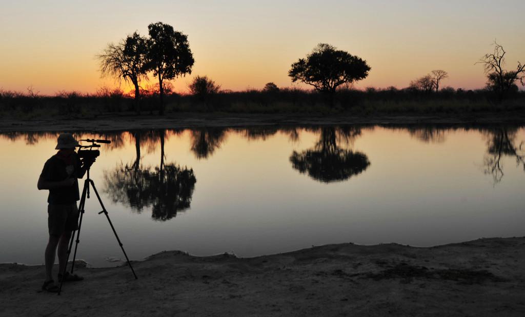 The Kavango Zambezi Transfrontier Conservation Area - Photos copyright Jeffrey Barbee